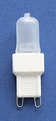 Westfalia-Das Spezialversandhaus G9 Hochvolt Halogenlampen 25 bis 40 Watt klar und matt
