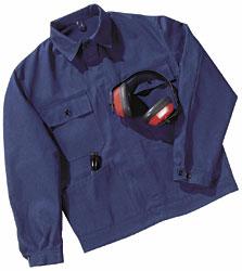 Westfalia-Das Spezialversandhaus Jacke f�r die Arbeit, hydronblau,Gr��e 60
