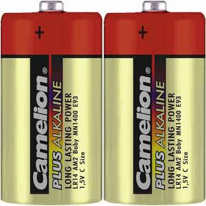 Baby (C) Alkaline Batterie 2 Stck. 331728