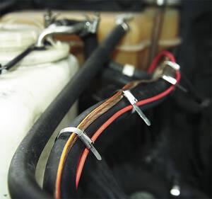 Westfalia-Das Spezialversandhaus Kabel Edelstahlbinder Set 100 St�ck ( Kabelbinder )