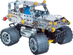 Westfalia-Das Spezialversandhaus C24 RC Metall Baukasten Jeep 250T2 Kanal Funkfernsteuerung