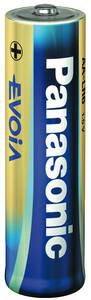 4 er Mignon (AA) Evoia Batterien Set 807461