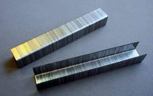 6 mm Feindraht Tacker Klammern, 1.000 St�ck, St�rke 0,7 mm 812099